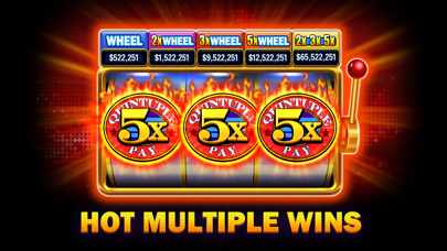 Cash Tornado Slots - Casino Screenshot