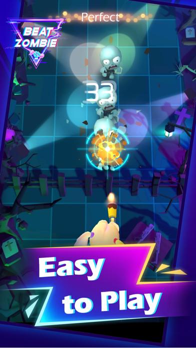Beat Zombie: Rhythm shooting screenshot 4