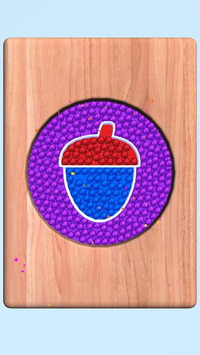 Sorting Beads: Stencil Fill screenshot 4