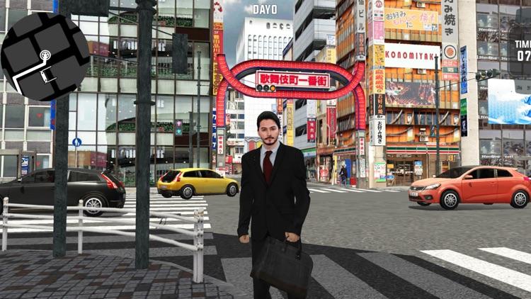 东京通勤族-旅游驾驶模拟 screenshot-0