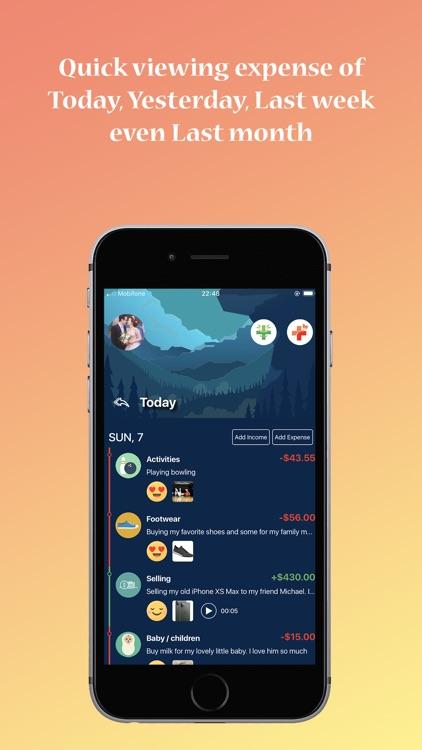 Expense Income Tracker screenshot-3