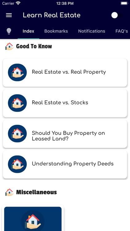 Learn Real Estate Investing screenshot-5