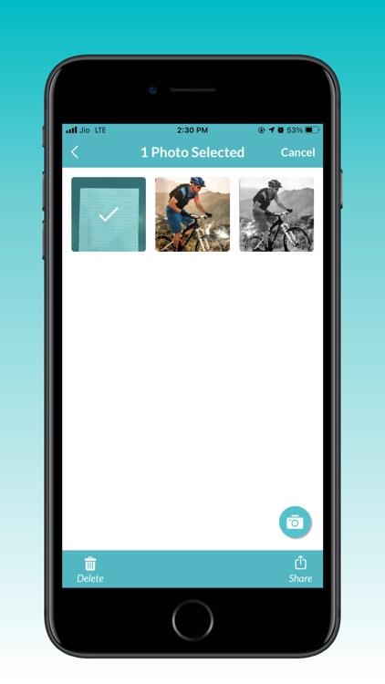 Scanner Pro Vision screenshot-5