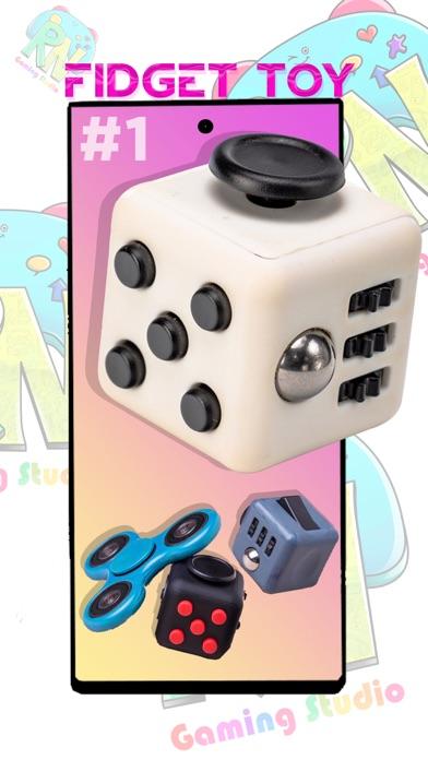 Screen Shot Fidget Toys Box Destress pops 0