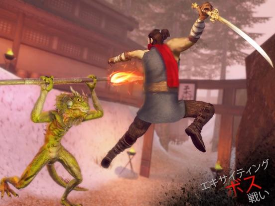 kabuki samurai : 忍者 剣魂のおすすめ画像2
