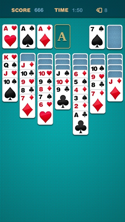 Solitaire Card Game:Funny Play screenshot-0
