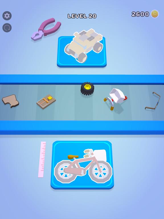 Robosort screenshot 5