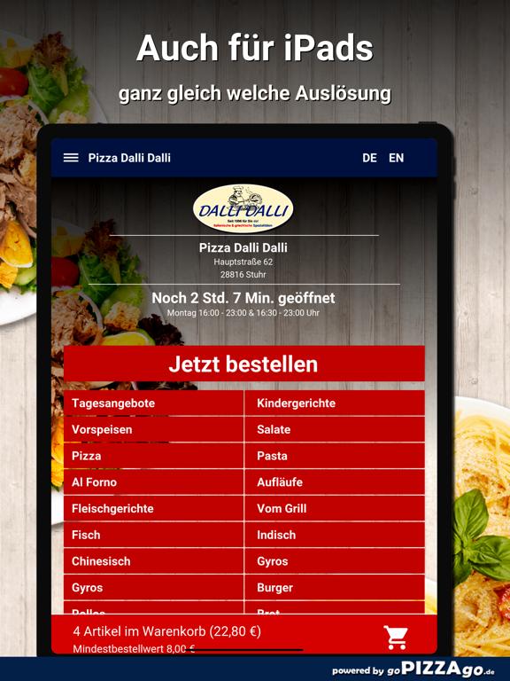 Pizza Dalli Dalli Stuhr screenshot 7
