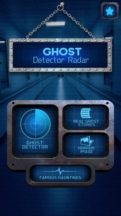 Ghost Detector Radar.. screenshot-0