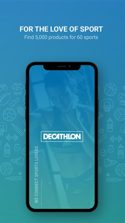 Decathlon Shopping App
