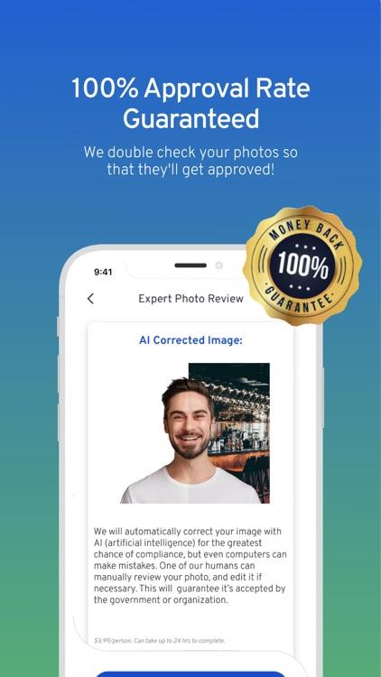 iVisa Passport Photo ID Photo screenshot-4