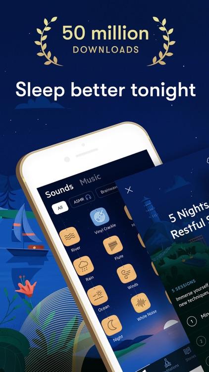 Relax Melodies: Sleep Sounds screenshot-0