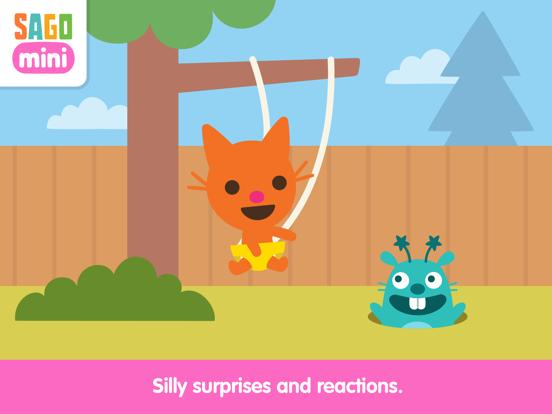 Sago Mini Babies Daycare screenshot 11