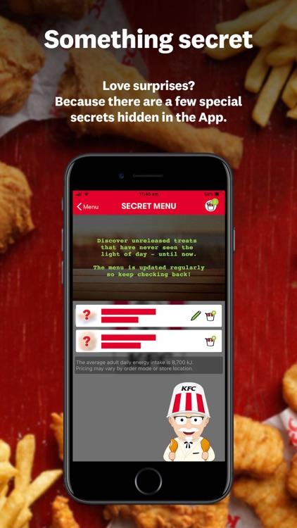 KFC - Order On The Go screenshot-4