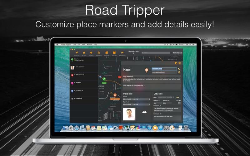 Road Tripper скриншот программы 2