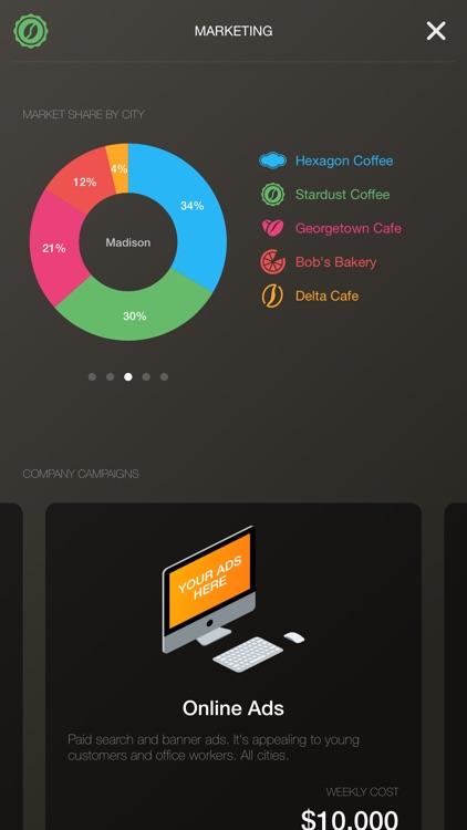 Coffee Inc: Business Tycoon screenshot-6