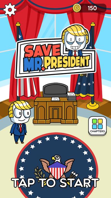 Save Mr. President screenshot 1