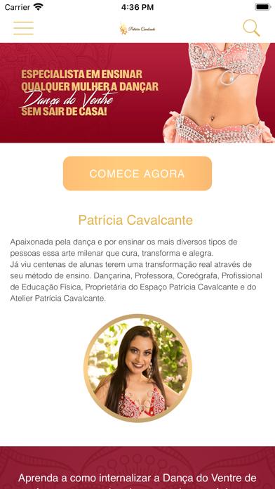 Patrícia Cavalcante screenshot 2