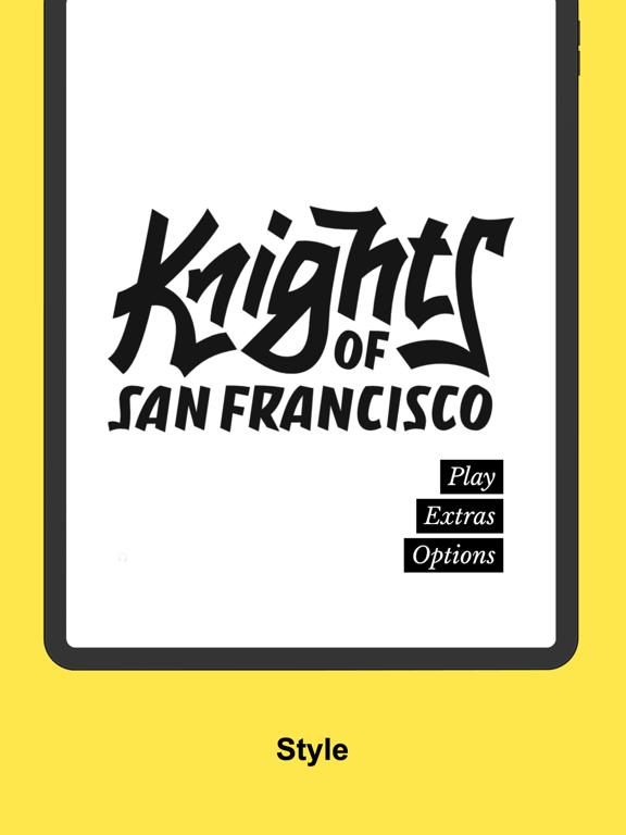 Knights of San Francisco screenshot 11