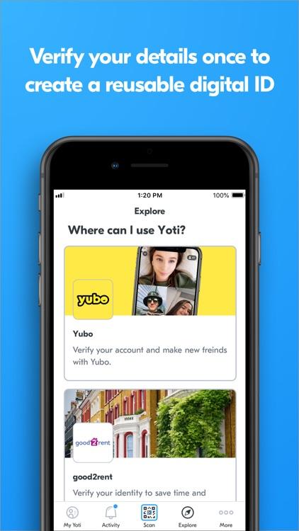 Yoti - Your digital identity screenshot-6