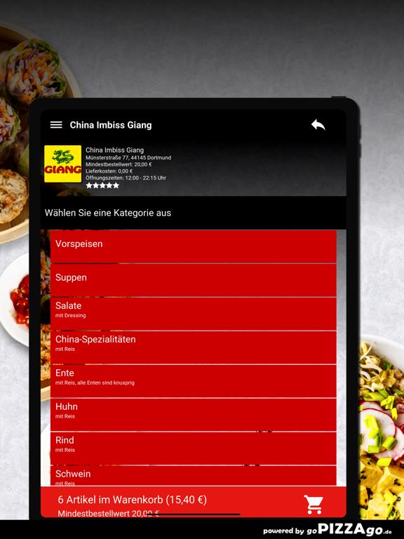 China Imbiss Giang Dortmund screenshot 8