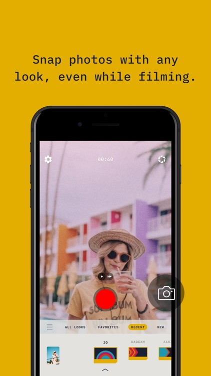 RTRO - Camera by Moment screenshot-3