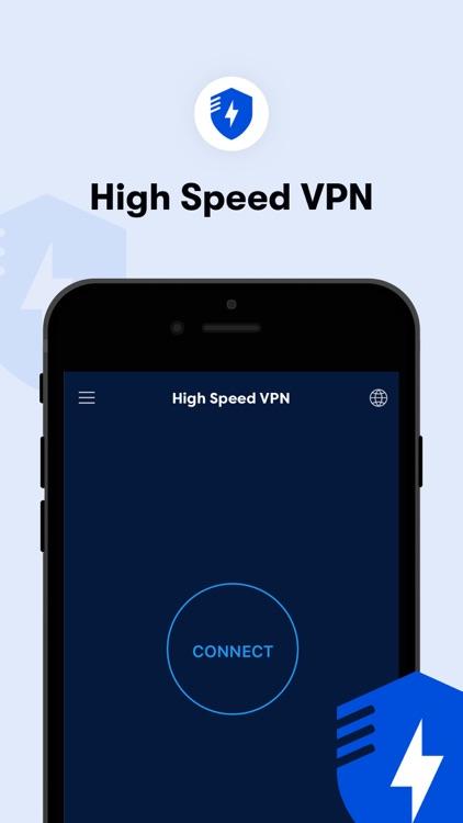 High Speed VPN - Fast & Secure screenshot-3