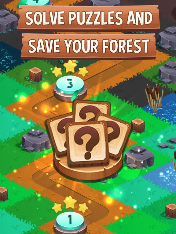 Spell Forest - Word Adventure screenshot 8
