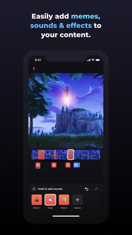 Donut — Game Clip Challenges screenshot-3
