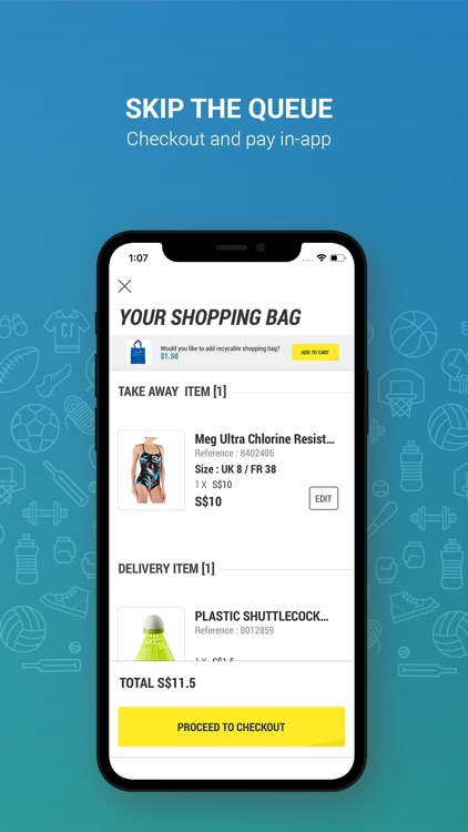 Decathlon Shopping App screenshot-4