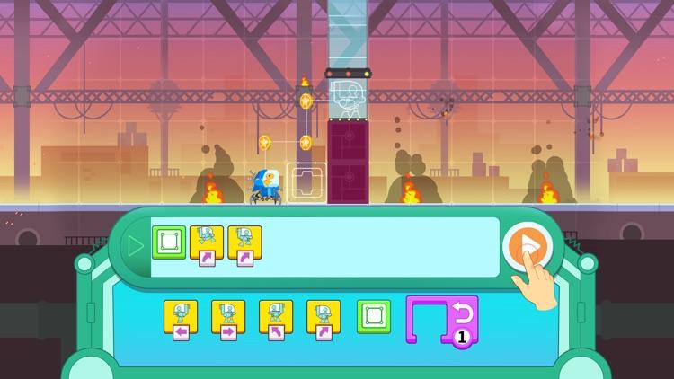Dinosaur Coding games for kids screenshot-5