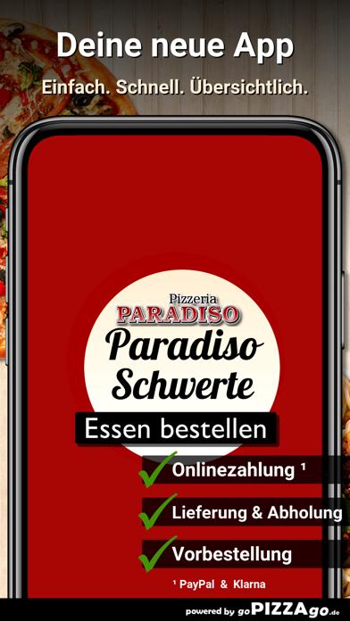 Pizzeria Paradiso Schwerte screenshot 1