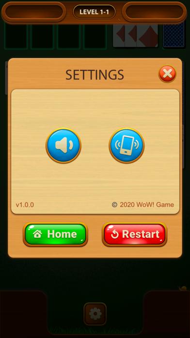 Aces Solitaire screenshot 3