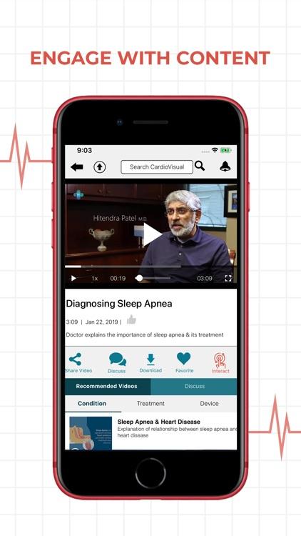 CardioVisual: Heart Health screenshot-4