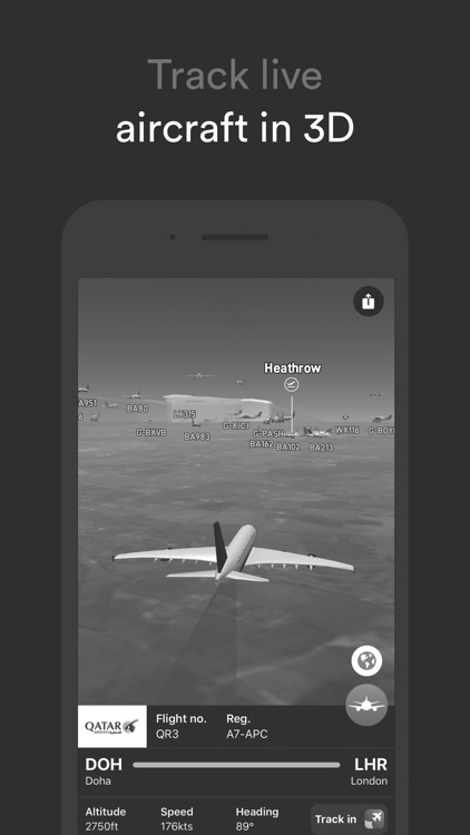 Plane Finder 3D screenshot-0