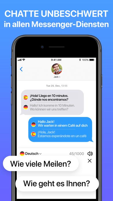 messages.download Sprach Übersetzer. software