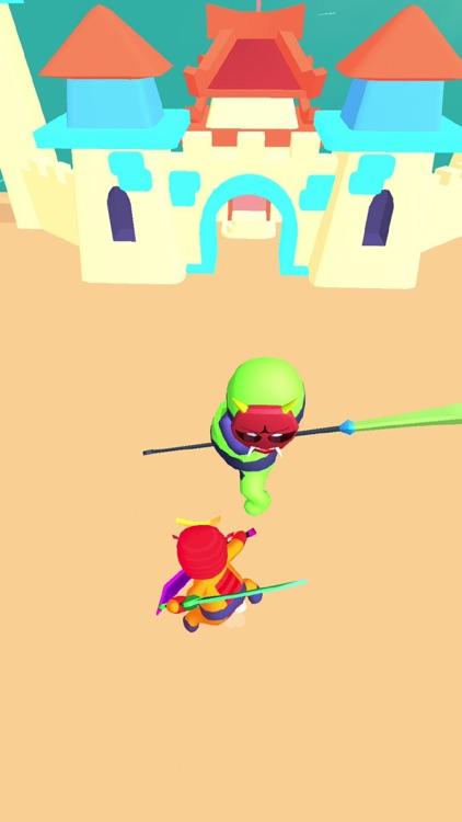 Sword Ninja screenshot-4