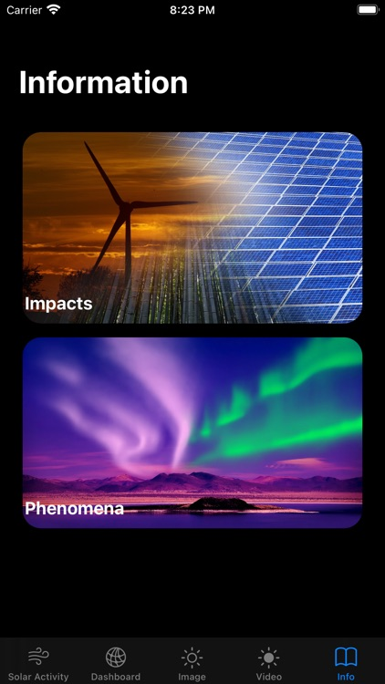 Solar Activity Pro screenshot-8