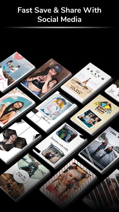 Скриншот №7 к Storyart Story Maker Collage
