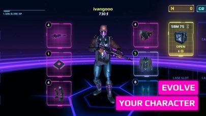 CyberHero: Cyberpunk PvP TPS på PC