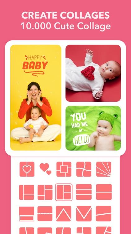 Baby Photo Editor & Journal screenshot-3