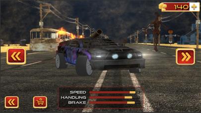Dash Racer-Siren Head Escape screenshot 2