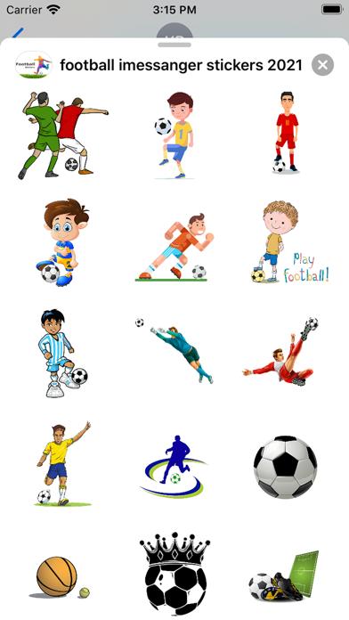 football stickers 2021紹介画像5