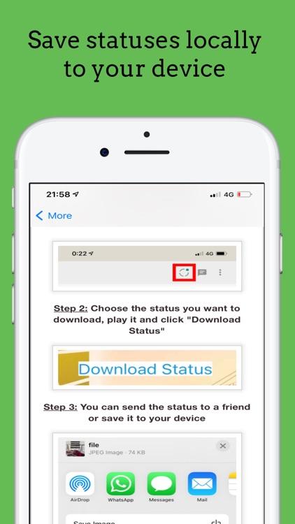 Whats up for WhatsApp screenshot-8