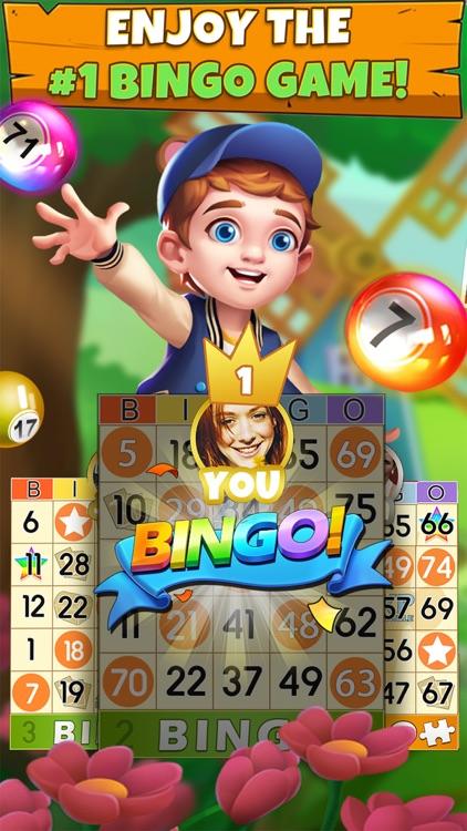 Bingo Party - Slots Bingo Game screenshot-0