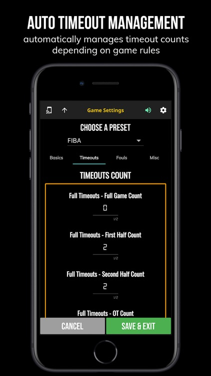 BT Controller - Basketball screenshot-8