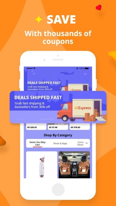 AliExpress Shopping App для ПК