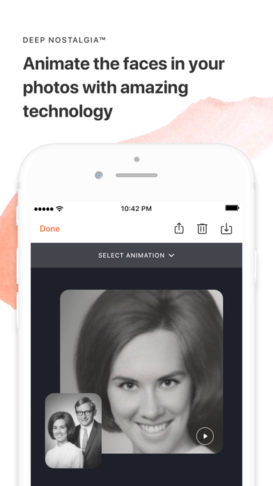 MyHeritage - Family tree Screenshot