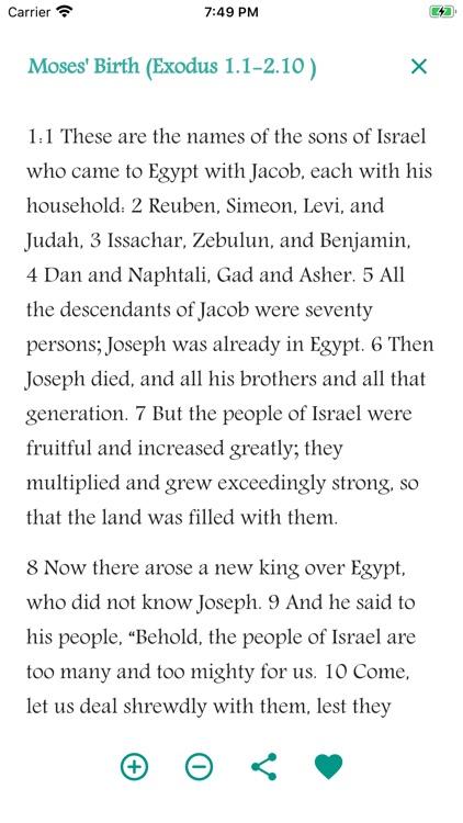 Awesome Bible Stories screenshot-4