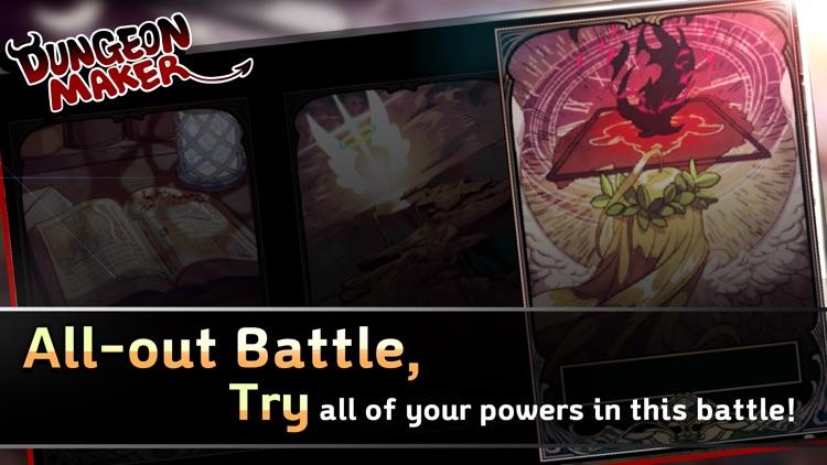 Dungeon Maker : Dark Lord screenshot-3